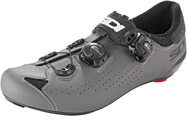 Sidi Genius 10 Shoes Men black/grey at